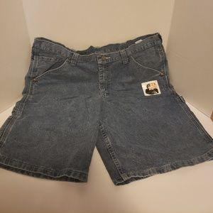 Men's Lee carpenter shorts